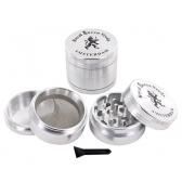Čistě kovový mlýnek (4 části)