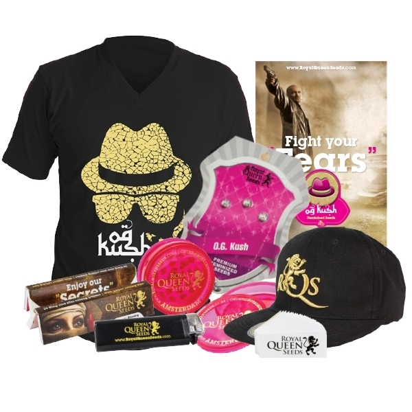 OG Kush Fan Pack