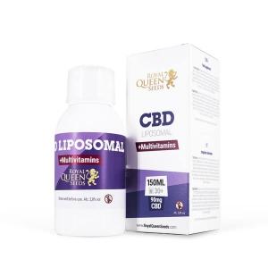 CBD lipozomální multivitamin