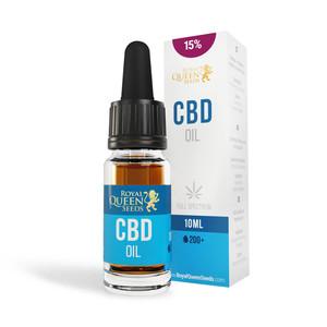 CBD Olej 15%