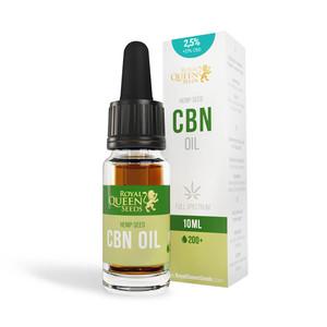 2,5% CBN a 2,5% CBD Olej