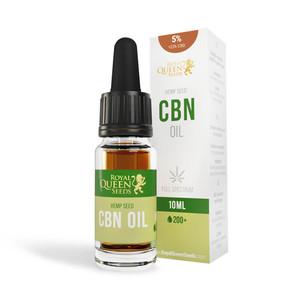 5% CBN a 2,5% CBD Olej