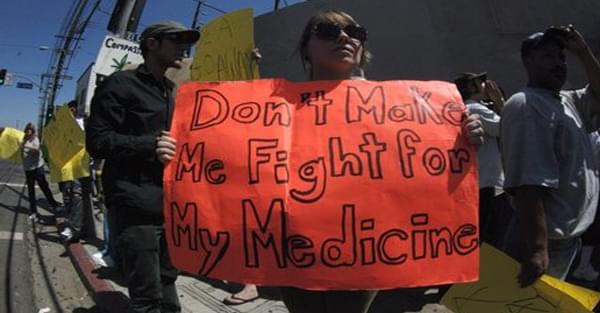Fight For medical Marijuana