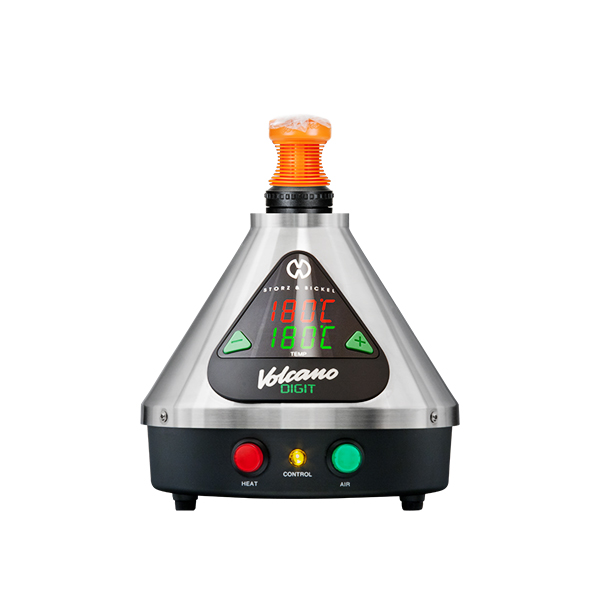 Volcano Vaporizer at Royal Queen Seeds