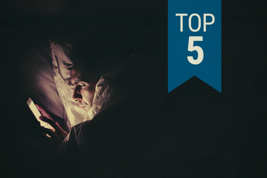 Top 5 best strains for sleeping